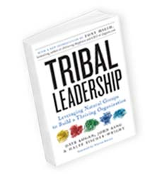 Tribal Leadership book